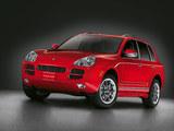 Photos of Porsche Cayenne S Titanium Edition (955) 2006–07