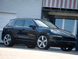 Photos of Lumma Design Porsche Cayenne Diesel (958) 2010