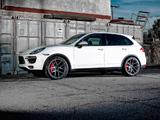 Photos of Vorsteiner Porsche Cayenne Turbo (958) 2012