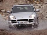 Pictures of Porsche Cayenne S (955) 2002–07