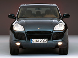 Pictures of Porsche Cayenne Turbo (955) 2002–07
