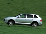 Pictures of Porsche Cayenne (955) 2003–07
