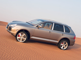 Pictures of Porsche Cayenne Turbo S (955) 2006–07