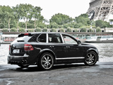 Pictures of Porsche Cayenne Turbo Balrog by Jeremie Paret (957) 2009