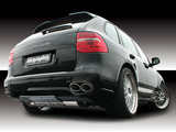 Pictures of Cargraphic Porsche Cayenne Turbo (957) 2009–10