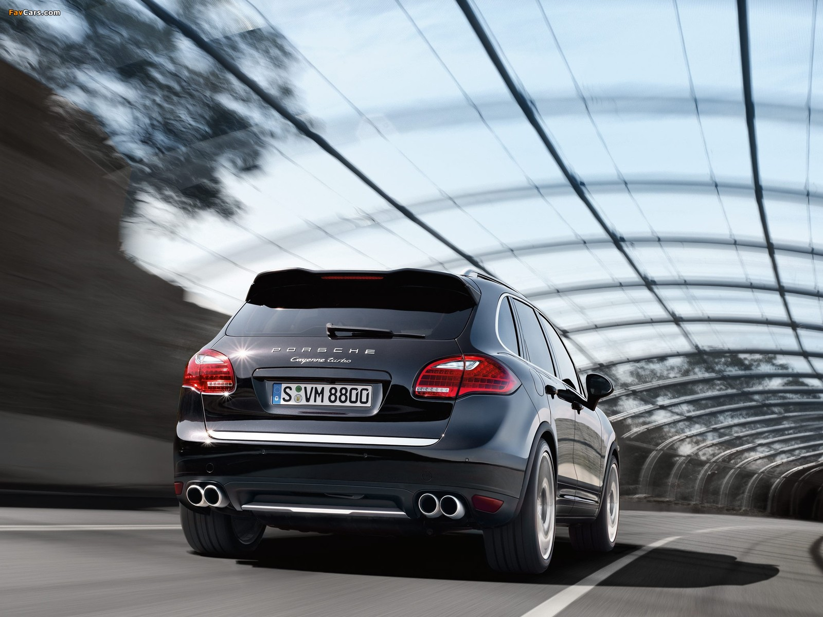 Pictures Of Porsche Cayenne Turbo 958 2010 1600x1200
