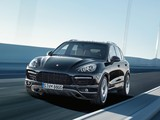 Pictures of Porsche Cayenne Turbo (958) 2010