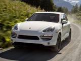 Pictures of Porsche Cayenne Diesel US-spec (958) 2012
