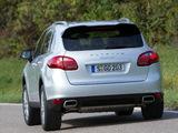 Pictures of Porsche Cayenne S Diesel (958) 2012