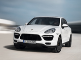 Pictures of Porsche Cayenne Turbo S (958) 2013