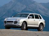 Porsche Cayenne S (955) 2002–07 pictures