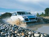 Porsche Cayenne S (955) 2002–07 wallpapers
