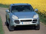 Porsche Cayenne (955) 2003–07 photos