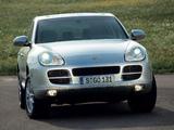 Porsche Cayenne (955) 2003–07 pictures