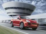 Porsche Cayenne S Titanium Edition (955) 2006–07 images