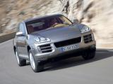 Porsche Cayenne (957) 2007–10 pictures