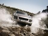 Porsche Cayenne S (957) 2007–10 pictures