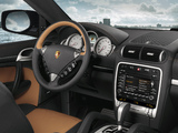 Porsche Cayenne Turbo S (957) 2008–10 photos