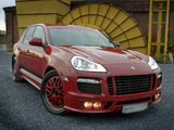Edo Competition Porsche Cayenne GTS (957) 2008–10 pictures