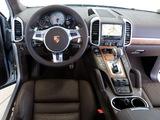 Porsche Cayenne S Diesel (958) 2012 photos