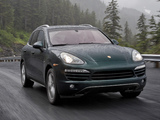 Porsche Cayenne Diesel US-spec (958) 2012 pictures