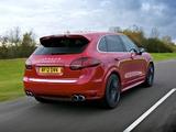 Porsche Cayenne GTS UK-spec (958) 2012 pictures
