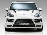 Je Design Porsche Cayenne Progressor (958) 2012 pictures