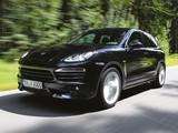 TechArt Porsche Cayenne S Diesel (958) 2012 pictures