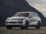 Porsche Cayenne Diesel US-spec (958) 2012 wallpapers