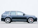 Hamann Porsche Cayenne Turbo (955) photos