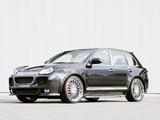 Hamann Porsche Cayenne Turbo (955) pictures