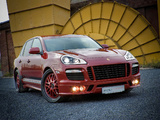 Edo Competition Porsche Cayenne GTS (957) 2008–10 wallpapers