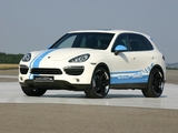 SpeedArt Porsche Cayenne S SpeedHybrid 450 (958) 2010 wallpapers