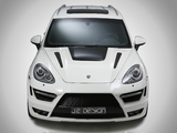 Je Design Porsche Cayenne Progressor (958) 2012 wallpapers