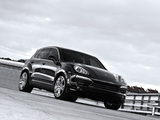 Project Kahn Porsche Cayenne Wide Track Edition (958) 2012 wallpapers