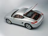 Images of Porsche Cayman S (987C) 2006–08