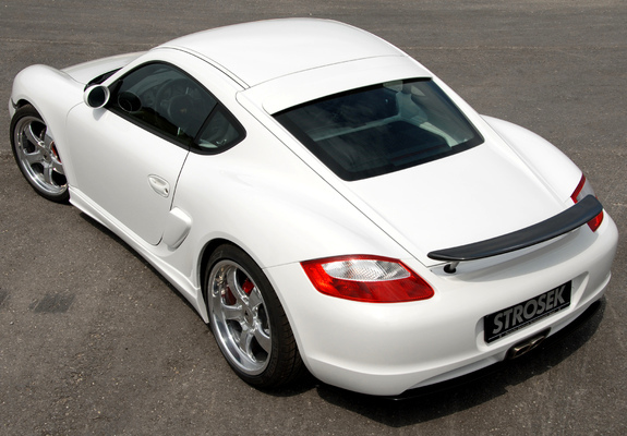 Images Of Strosek Porsche Cayman 987c 200708