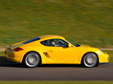 Images of Porsche Cayman UK-spec (987C) 2009–12