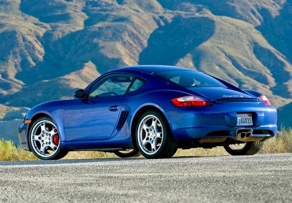Photos Of Porsche Cayman S Us Spec 987c 200708