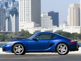 Photos of Porsche Cayman S US-spec (987C) 2007–08