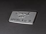 Photos of Porsche Cayman S Sport Limited Edition (987C) 2008