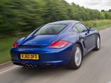 Photos of Porsche Cayman UK-spec (987C) 2009–12