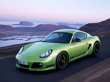 Photos of Porsche Cayman R (987C) 2010