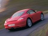 Pictures of Porsche Cayman S (987C) 2006–08