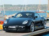 Pictures of Strosek Porsche Cayman (987C) 2007–08