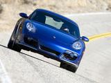 Pictures of Porsche Cayman S US-spec (987C) 2007–08