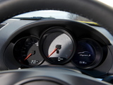 Pictures of Porsche Cayman S UK-spec (981C) 2013