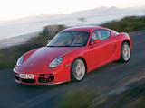 Porsche Cayman S (987C) 2006–08 images