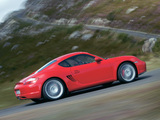 Porsche Cayman S (987C) 2006–08 photos