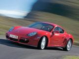 Porsche Cayman S (987C) 2006–08 pictures